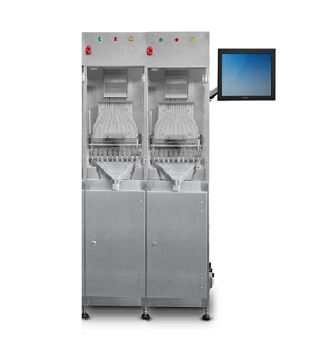 Capsule Checkweigher Tablet Weighing Machine Touch Screen Display Type Featured Image