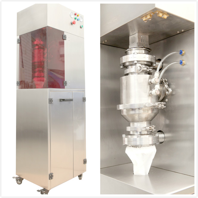 CS3 Capsule Opening And Powder – taking Machine Decapsulator with 1000 pcs/min Featured Image