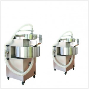 Soft polishing and Multifunction of Capsule Polisher