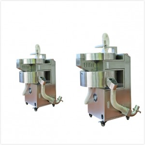 Harmless and High Efficiency Capsule Polisher