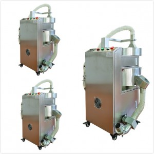 Stainless Steel Automatic Capsule Polisher Capsule Polishing Machine