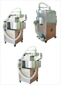High Efficient Stainless Steel Capsule Pill Polisher Adaptability Polishing Sorting Machine