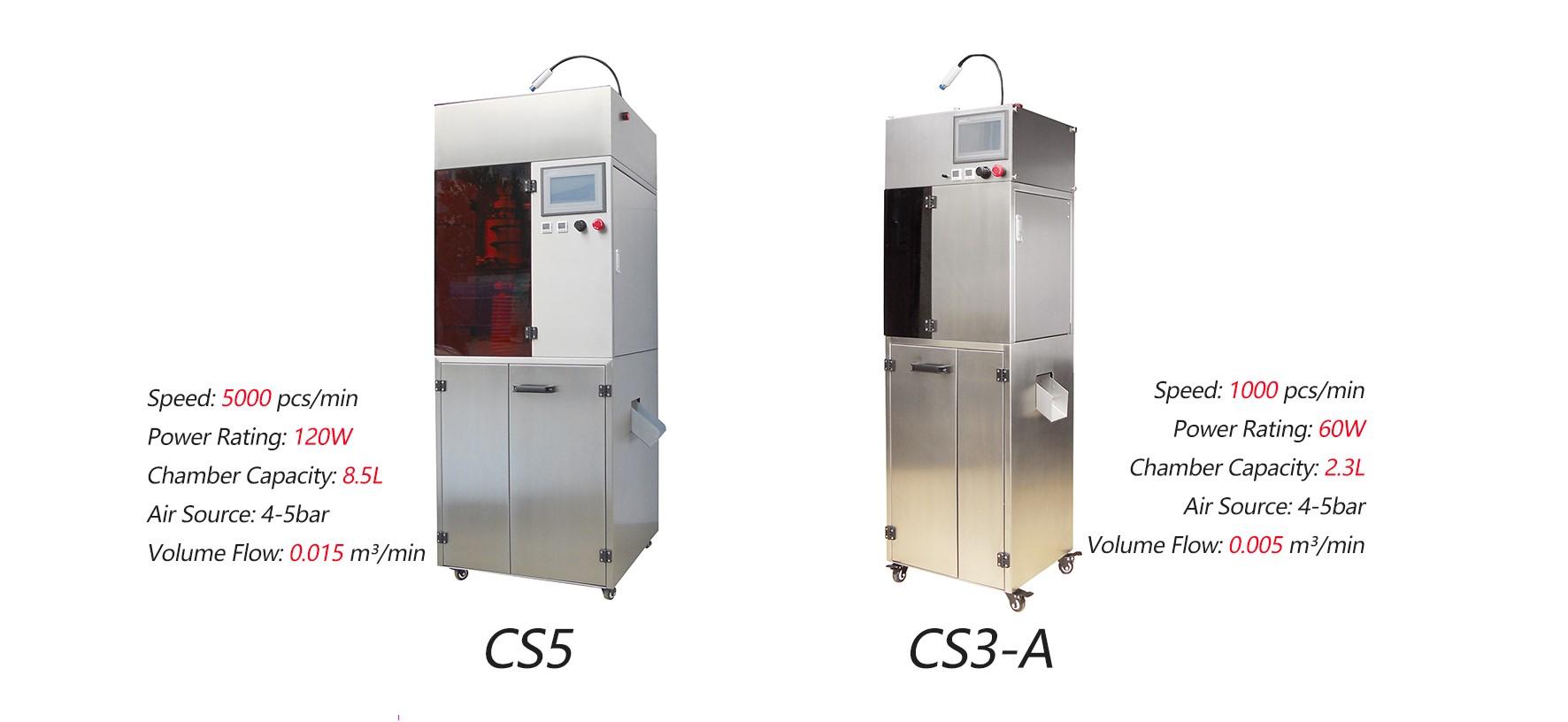 Automatic Capsule Decapsulator